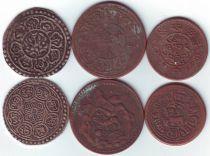 Tibet TIB.002 - 1880,1922,1947