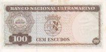 Timor 100 Escudos Régulo D. Aleixo