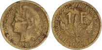 Togo 1 Franc Territoire sous Mandat - Patey