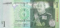 Tonga 1 Pa Anga - King Tupou V - 2008 - 2014