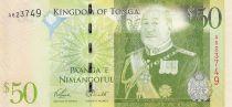 Tonga 50 Pa Anga - King Tupou V - 2008 - 2014