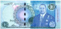 Tonga New3.2015 10 Pa Anga, Roi Pangike Pule Fakafonua - 2015
