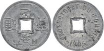 Tonkin Tonkin protectorate - 1/600 Piastre 1905 - XF