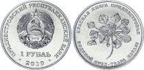Transnestria 1 Ruble -Nut - 2019 - AU