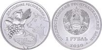 Transnistrie 1 Rouble -  Agriculture - 2020 - SPL