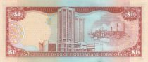 Trinidad et Tobago 1 Dollar Oiseaux - Armoiries 2002 - Neuf