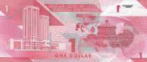 Trinidad et Tobago 1 Dollar Oiseaux - Polymer - 2020 (2021) - Neuf