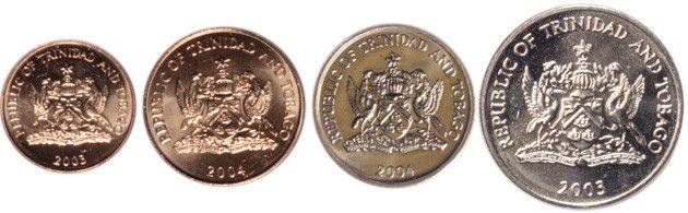 Trinidad et Tobago TTO.001 - 2003/2004