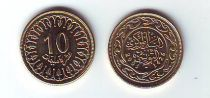 Tunisia 10 millim