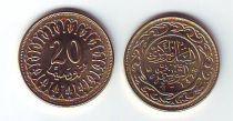 Tunisia 20 millim