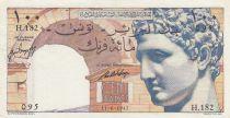 Tunisie 100 Francs Hermes - 11-06-1947 Série H.152