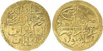 Turkey 1 Zeri Mahub - 1203 (1807) - Gold