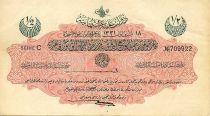 Turquie 1/2 Livre Loi du 18 Oct. AH1331 - 1915-16