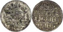 Turquie 1 Yirmilik Ahmed III (1703-1730).