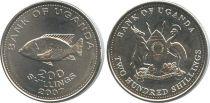 Uganda 200 Shillings