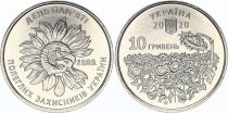 Ukraine 10 Hryven Jour du Souvenir - 2020