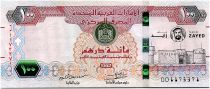 United Arab Emirates 100 Dirhams Year of Zayed - 2018 - UNC