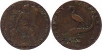 United Kingdom 1/2 Penny Birmingham -1792