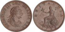 United Kingdom 1/2 Penny Georges III