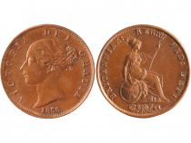 United Kingdom 1/2 Penny Victoria