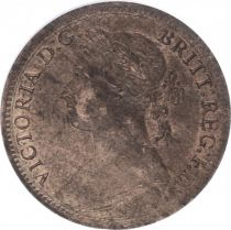 United Kingdom 1 Farthing Victoria - 1886