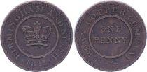 United Kingdom 1 Penny - Crown Copper Company - 1811 - Token