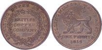 United Kingdom 1 Penny - Rolling Mills at Walthamston - 1812 - Copper Token - XF
