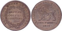 United Kingdom 1 Penny - Rolling Mills at Walthamston - 1812 - Copper Token - XF