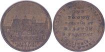 United Kingdom 1 Penny - Staffordshire Bilston S Fereday - 1811 - Copper Token - VF