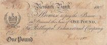 United Kingdom 1 Pound, Newart Bank - 1809 - Fine