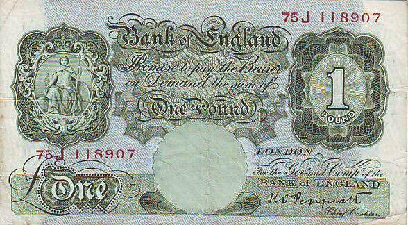 United Kingdom 1 Pound 1 Pound