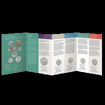 United Kingdom Annual Coin set 2018 - 13 coins