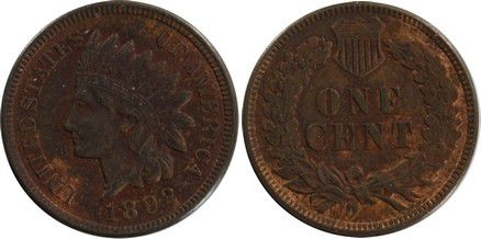 United States of America 1 Cent Indian head