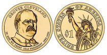 United States of America 1 Dollar Grover Cleveland