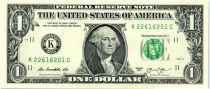United States of America 1 Dollar Washington - 2013 - K11 Dallas