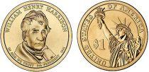 United States of America 1 Dollar William Henry Harrison - Liberty - 2009 P Philadelphia