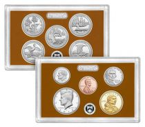 United States of America USA Complete Proof Set 2018S - 10 coins