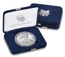 United States of America USA Eagle $1 Proof silver