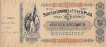 Uruguay 50 Pesos Liberté
