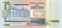 Uruguay 500 Pesos  Urugayos, Eduardo Acavedo Vasquez - Université - 2006