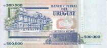Uruguay 500000 Nuevos pesos pesos, A. Vasquez Acevedo