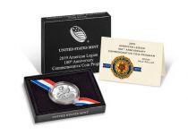 USA 1/2 Dollar Légion - 2019 S San Francisco
