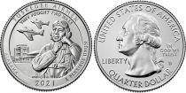 USA 1/4 Dollar Tuskegee Airmen - D Denver - 2021