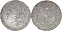 USA 1 Dollar - Morgan - Eagle - 1883 - VF