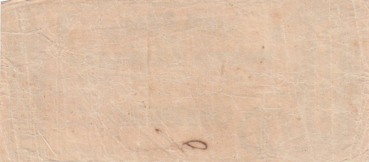 USA 1 Dollar - State of North Carolina - 1862 - Fine