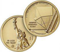 USA 1 Dollar  Innovation Connecticut 2020 P Philadelphia - Gerber