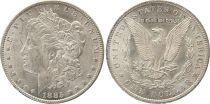 USA 1 Dollar Morgan - Aigle 1885 O Nouvelle-Orleans - Argent