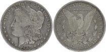USA 1 Dollar Morgan - Aigle 1888 - Argent Nouvelle Orléans O