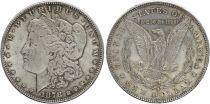 USA 1 Dollar Morgan - Eagle 1878 S San Francisco - VF