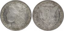 USA 1 Dollar Morgan - Eagle 1878 Silver - VF